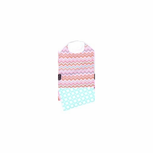 Charming Chick Bib and Burp Combo Pack