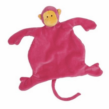 Circus Monkey Cozy Personalized