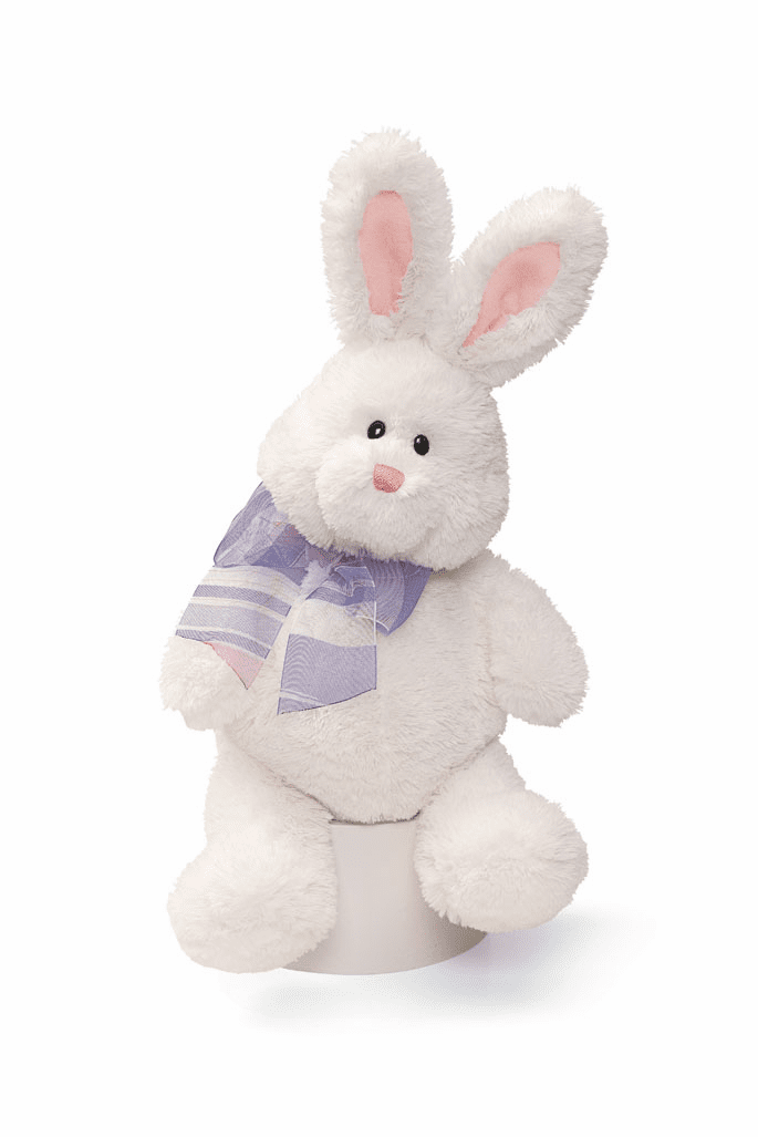 Color My World Bopler Bunny by Baby Gund