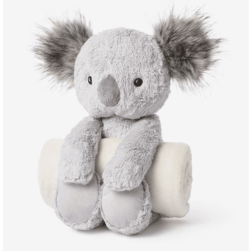 Coming Soon - Bedtime Koala and Blanket