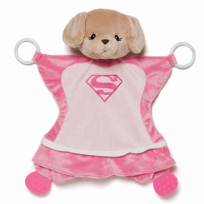 DC Comics Supergirl Yvette Activity Blanket
