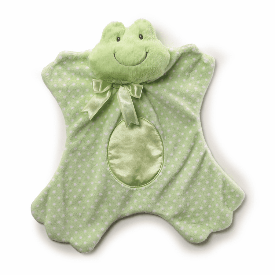 Dottersworth Frog Satineesnug Personalized