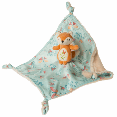 Fairyland Fox Character Blanket Personalized