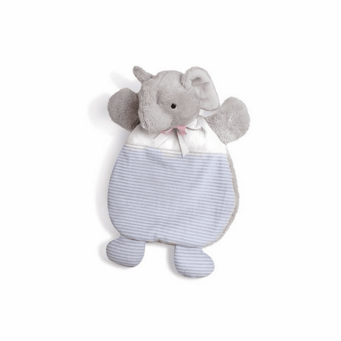 First Friends Elephant Cozy Pink Personalized