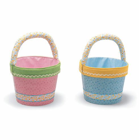 Hop To It Large Easter Basket by Gund