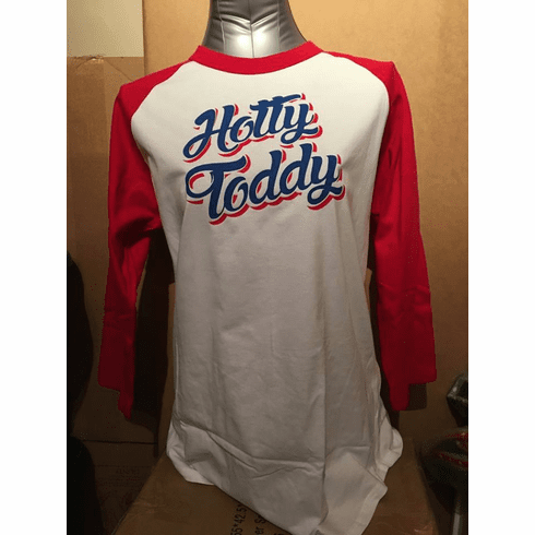 Hotty Toddy Baseball T
