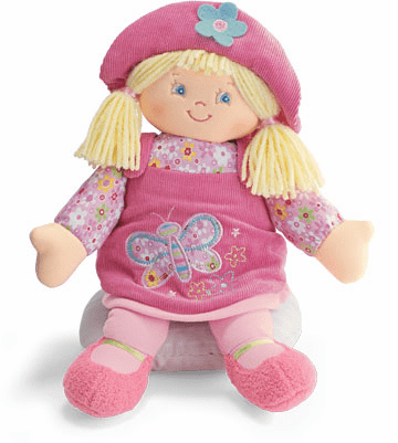 Kristen First Baby Doll by Baby Gund