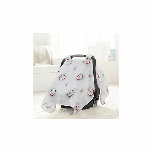 Liam The Brave Medallion Car Seat Canopy