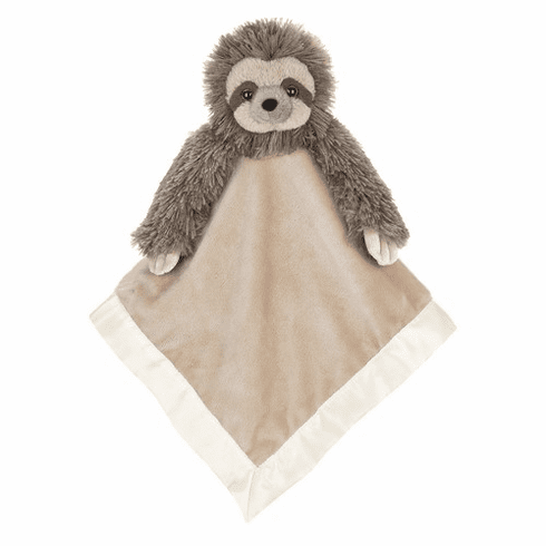 Lil Speedy Sloth Snuggler Blanket Personalized
