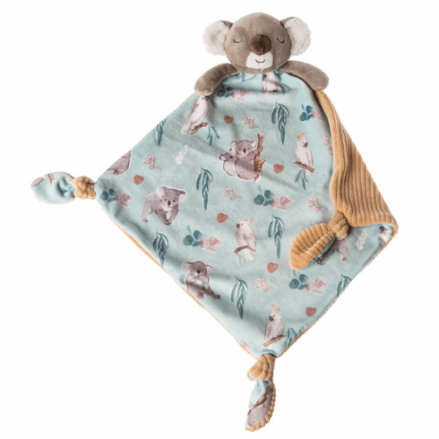 Little Knotty Koala Blanket Personalized