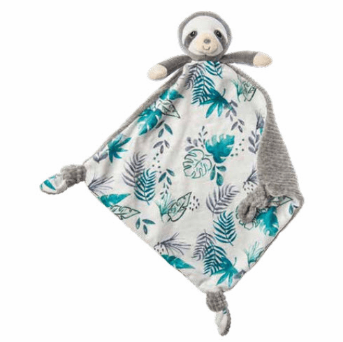 Little Knotty Sloth Blanket Personalized