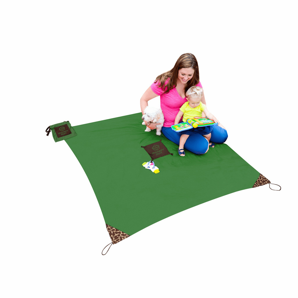 Monkey Mat® - Green Meadow
