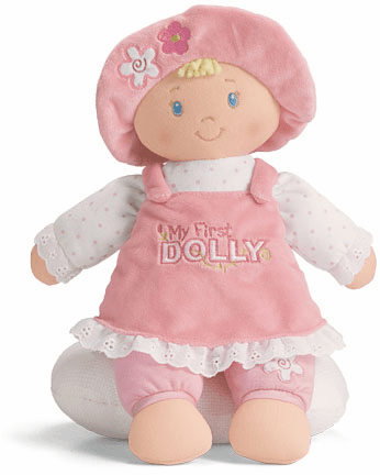 My First Dolly Blonde by Baby Gund