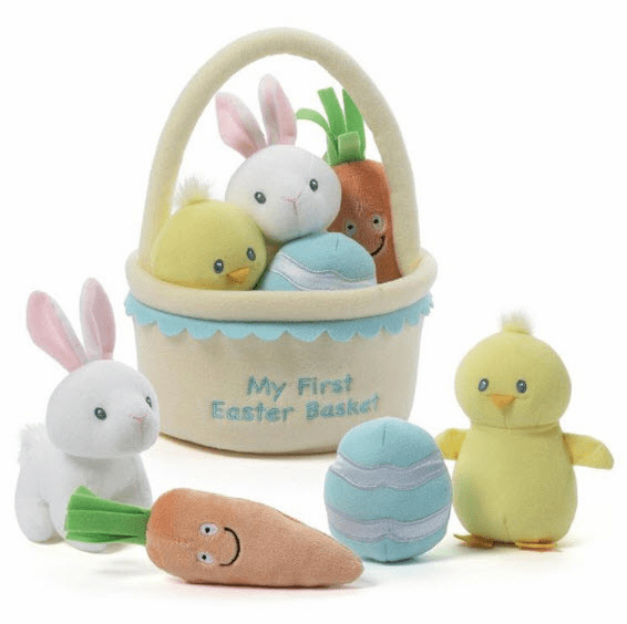 My First Easter Basket Playset