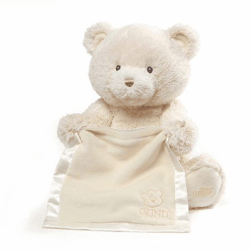 My First Teddy Peek A Boo Creme