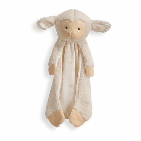 Personalized Lamb Huggybuddy by Baby Gund