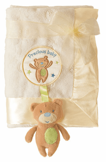Personalized Precious Baby Securesnugs Blanket