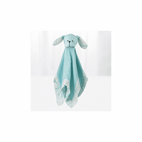 puppy - azure bamboo musy mate lovey