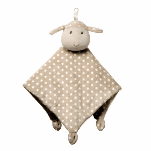 Roly Polys Lamb Lovey Personalized