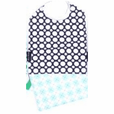 Savvy Sidekick Bib and Burp Combo Pack