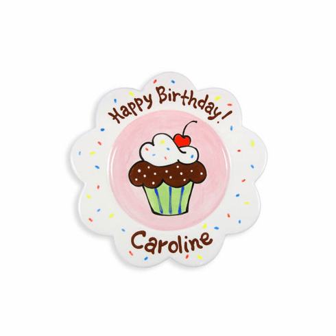 Sprinkle Birthday Cake (Girl)