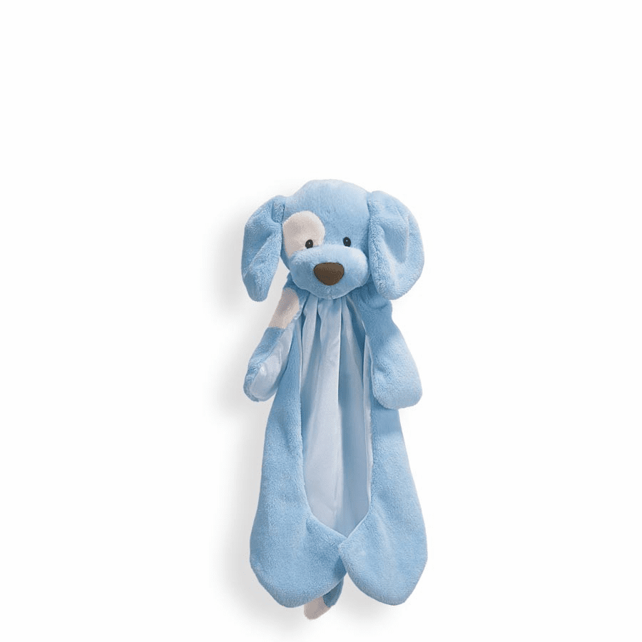 Spunky Huggybuddy Blue Personalized