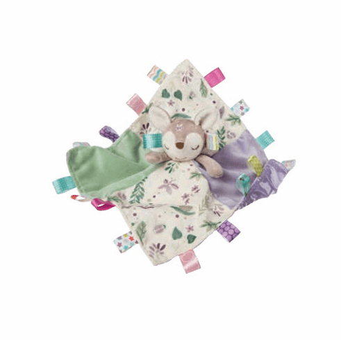 Taggies Flora Fawn Character Blanket Personalized