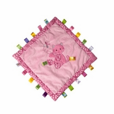 Taggies Kandy Kitty Cozy Blanket