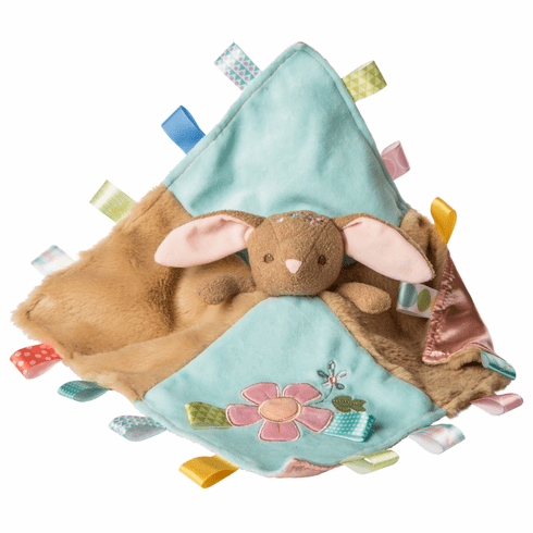 Taggies Little Harmony Bunny Character Blanket Personalized