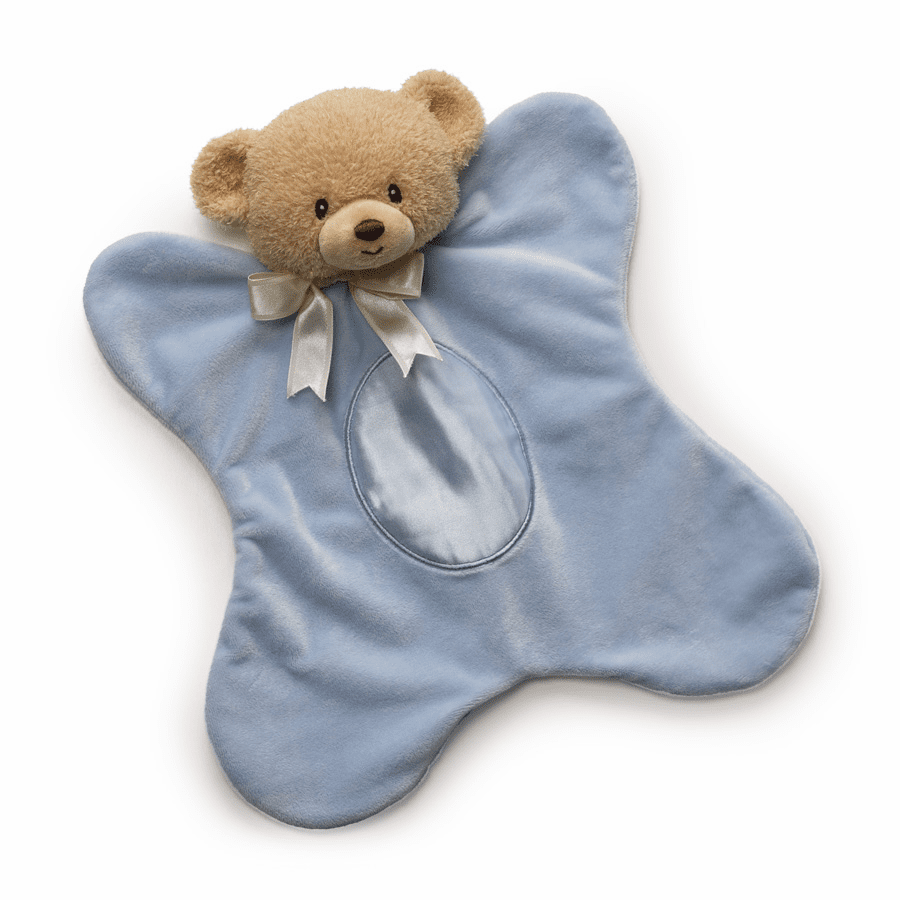 Teddi Blue SatineeSnug Personalized