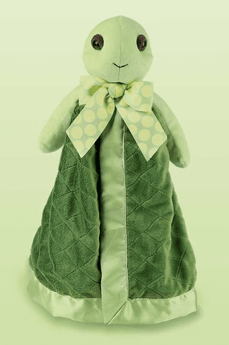 Tiggles Turtle Personalized Snuggler