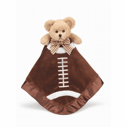 Touchdown Snuggler Blanket Personalized