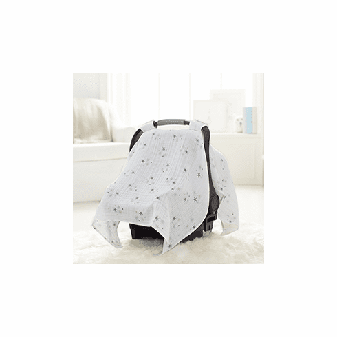 Twinkle Star Cluster Car Seat Canopy