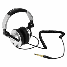 MARATHON ® DJH-1100 ™ Professional High Performance Stereo DJ Headphones