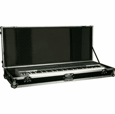 MARATHON ® FLIGHT ROAD CASE ™ CASE MA-KB88W ™ 88 NOTE KEYBOARD CASE WITH Z-LOCK FOAM W/ WHEELS