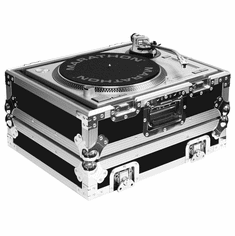 MARATHON ® FLIGHT ROAD CASE ™ MA-1200 DELUXE TURNTABLE CASE (formerly MA-1200B)