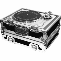 MARATHON ® FLIGHT ROAD CASE ™ MA-1200E ™ ECONOMY TURNTABLE CASE
