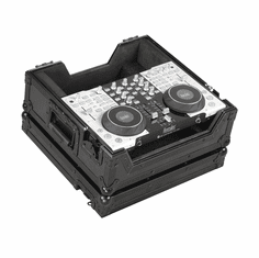 "MARATHON ® FLIGHT ROAD CASE ™ MA-4MXBLK ™ ""BLACK Series"" - Case to hold 1 x Hercules 4MX Digital Music Controller"