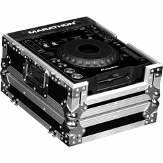 MARATHON ® FLIGHT ROAD CASE ™ MA-CDJ CASE FOR PIONEER CDJ900, CDJ1000, CDJ850, CDJ800, DENON DN-S3500, DN-S3700, AND ALL OTHER LARGE FORMAT CD / DIGITAL TURNTABLES