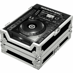 MARATHON ® FLIGHT ROAD CASE ™ MA-CDJ2000 CASE FOR PIONEER CDJ2000, AND ALL OTHER LARGE FORMAT CD / DIGITAL TURNTABLES
