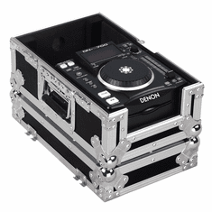 MARATHON ® FLIGHT ROAD CASE ™ MA-CDP CASE FOR SINGLE CD PALYERS, PIONEER CDJ200, CDJ-400, AND ALL OTHER SMALL FORMAT TABLE TOP CD PLAYERS