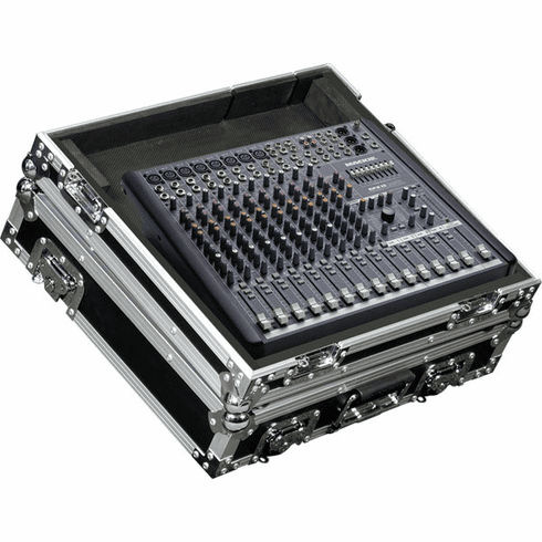 MARATHON ® FLIGHT ROAD CASE ™ MA-CFX12 CASE FOR MACKIE CFX-12 MIXING CONSOLE OR ANY EQUAL SIZE CONSOLES