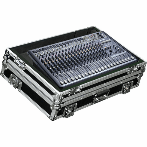 MARATHON ® FLIGHT ROAD CASE ™ MA-CFX20 CASE FOR MACKIE CFX20 MIXING CONSOLE OR ANY EQUAL SIZE FORMAT MIXING CONSOLES