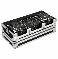 "MARATHON ® FLIGHT ROAD CASE ™ MA-DNSX1200 ™ Coffin Holds 2 x Small Format CD Players such as: Denon-DN-S1000, DN-S1200 plus 10"" mixer: Denon DN-X100, DN-X120 or any equal size format CD players or mixers"
