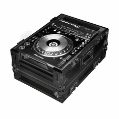 "MARATHON ® FLIGHT ROAD CASE ™ MA-DVJX1BLK ™ ""BLACK Series"" - Case For Pioneer DVJx1 Video Turntable, And All Other Large Format Digital Turntables."