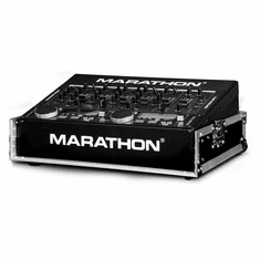 "MARATHON ® FLIGHT ROAD CASE ™ MA-M800E 19"" MIXER CASE WITH 8U TOP SPACE RACK MOUNT - OPEN FRONT FOR EASY ACCESS TO FRONT"