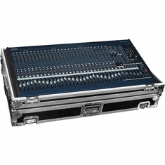 MARATHON ® FLIGHT ROAD CASE ™ MA-MG2414W CASE FOR YAMAHA MG2414FX MIXING CONSOLE OR ANY EQUAL SIZE FORMAT MIXING CONSOLES