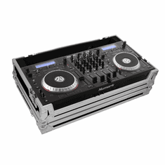 MARATHON ® FLIGHT ROAD CASE ™ MA-MIXDECKQD CASE TO HOLD 1 X NUMARK MIXDECK QUAD ALL IN ONE SYSTEM SERATO CONTROLLER