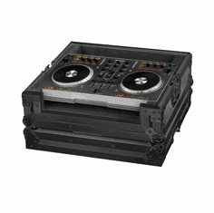 "MARATHON ® FLIGHT ROAD CASE ™ MA-MIXTRACKBLK ™ ""BLACK Series"" - Case to Hold 1 x Numark MIXTRACK Computer DJ Controller"