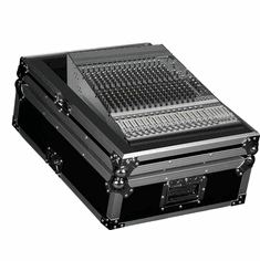 MARATHON ® FLIGHT ROAD CASE ™ MA-ONYX1640 CASE FOR MACKIE ONYX 1640 MIXING CONSOLE OR ANY EQUAL SIZE MIXER
